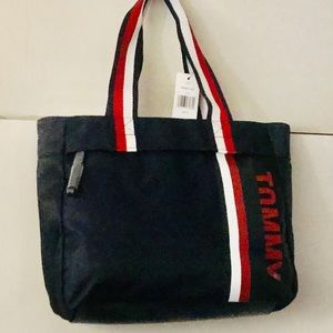 New Tommy Hilfiger Edith Tote made in Cambodia
